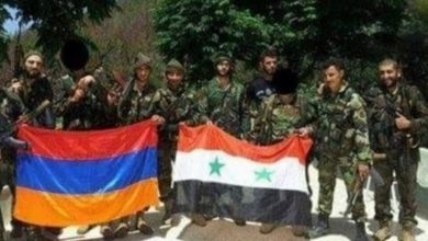 """Photo of """" مئات من أرمن سوريا يتوجهون إلى أرمينيا للمشاركة في الق. ـتال """" .. و رئيس أكبر حزب أرمني في لبنان يعلق ! ( فيديو )"""