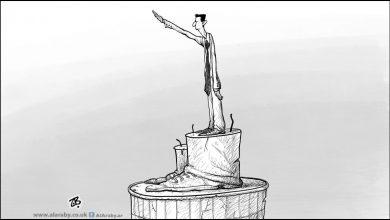 Photo of كيف يراقب الأسد السوريين ؟!